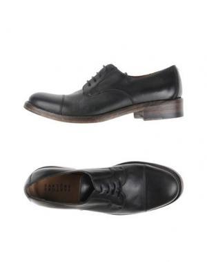 Обувь на шнурках SARTORE. Цвет: стальной серый