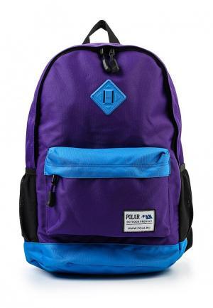 Рюкзак Polar. Цвет: фиолетовый