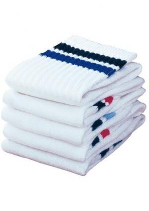 Спортивные носки, 12 пар GO IN. Цвет: белый, черный