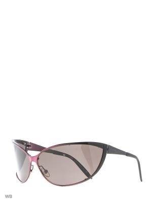 Солнцезащитные очки LC 551 02 Les Copains. Цвет: бордовый