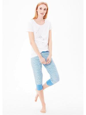 Пижама S.OLIVER. Цвет: белый