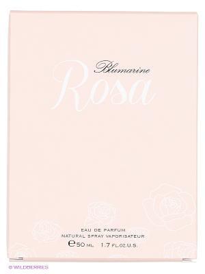 Парфюмерная вода Rosa EDP 50 ML NATURAL SPRAY BLUMARINE. Цвет: прозрачный