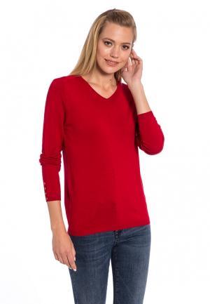Пуловер LC Waikiki. Цвет: красный