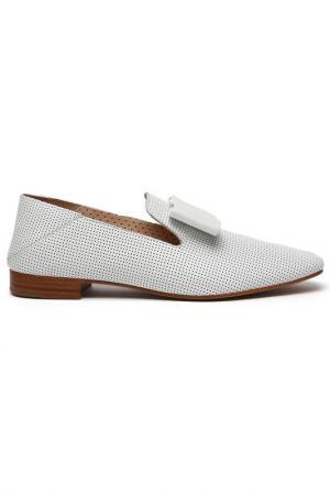 Туфли Pertini. Цвет: белый
