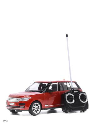 Машина р/у Land Rover Range 1:16 HOFFMANN. Цвет: красный