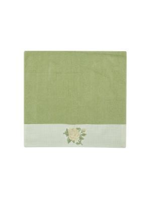 Полотенце для рук Heritage AVANTI. Цвет: зеленый