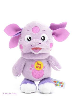 Мягкая игрушка Лунтик Мульти-пульти. Цвет: сиреневый