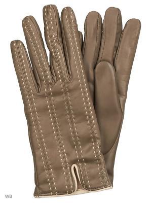 Перчатки MERCEDES-BENZ. Цвет: серый