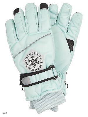 Перчатки MAXIMO. Цвет: серо-зеленый