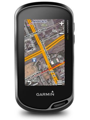 Oregon 700t,GPS,Topo Russia  (010-01672-10) GARMIN. Цвет: черный
