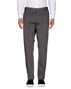 Повседневные брюки AT.P.CO. Цвет: свинцово-серый