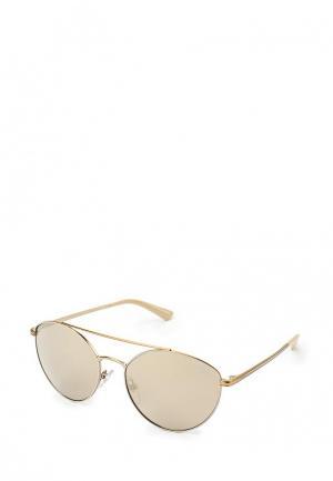 Очки солнцезащитные Vogue® Eyewear. Цвет: золотой