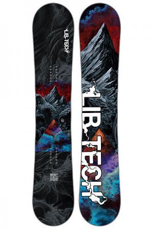 Сноуборд  Trs Hp C2X Lib Tech. Цвет: черный