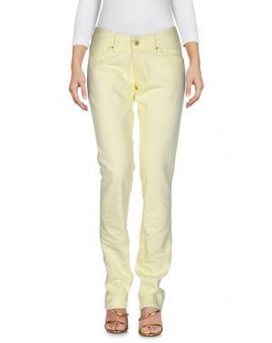 Джинсовые брюки LEVI'S RED TAB. Цвет: желтый