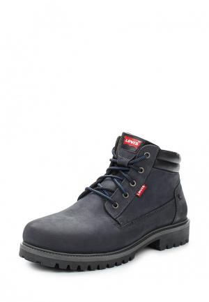 Ботинки Levis® Levi's®. Цвет: синий