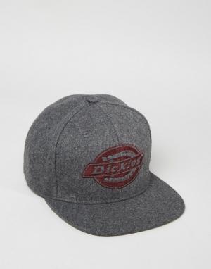 Dickies Бейсболка Oakland. Цвет: серый