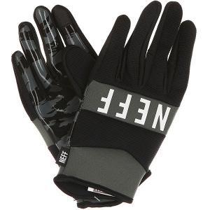 Перчатки сноубордические  Ripper Glove Black Neff. Цвет: черный,серый