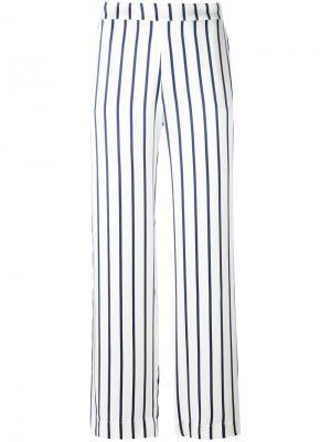 Пижамные брюки Modern Asceno. Цвет: белый
