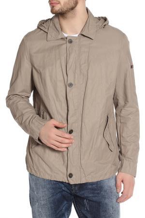 Куртка Strellson. Цвет: мультицвет