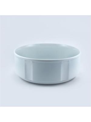 Салатник штабелир. 21,5 см. Royal Porcelain. Цвет: белый