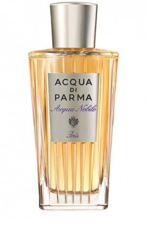 Туалетная вода Acqua Nobile Iris di Parma. Цвет: бесцветный