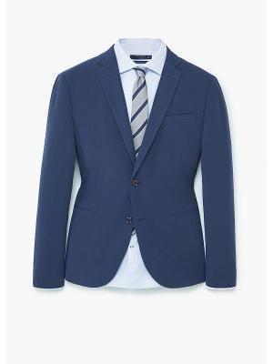 Пиджак - PAULO MANGO MAN. Цвет: синий
