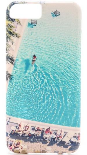 Чехол Swimming Pool для iPhone 6 Gray Malin