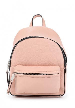 Рюкзак Mango. Цвет: розовый