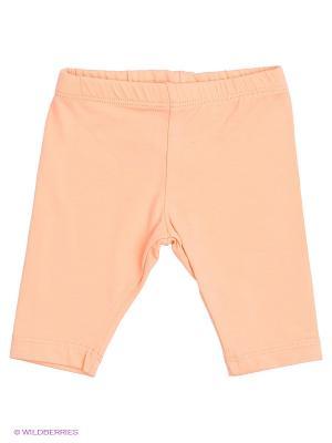 Бриджи Mini Midi. Цвет: светло-оранжевый