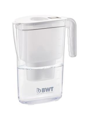 Фильтр-кувшин BWT Vida белый. Цвет: белый