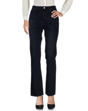 Повседневные брюки ALEXA CHUNG for AG. Цвет: черный