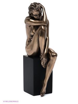Статуэтка Девушка Veronese. Цвет: бронзовый, черный