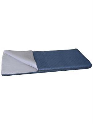 Спальный мешок одеяло Валдай 450 Nova tour. Цвет: синий