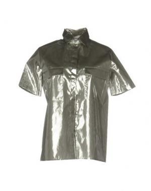 Pубашка ARTHUR ARBESSER. Цвет: серебристый