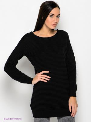 Туника Vero moda. Цвет: черный