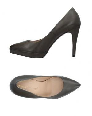 Туфли BRUNO PREMI. Цвет: свинцово-серый