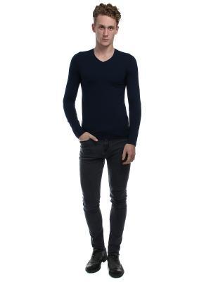 Пуловер Migura. Цвет: синий