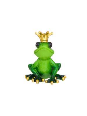 Фигурка декоративная Царевна - лягушка Elan Gallery. Цвет: зеленый