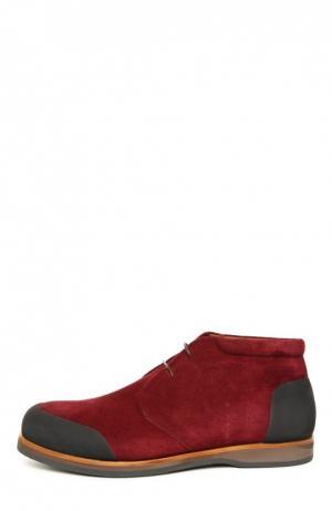 Ботинки Zonkey Boot. Цвет: красный