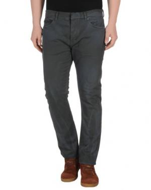 Повседневные брюки RING. Цвет: стальной серый