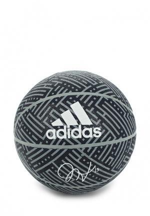Мяч баскетбольный adidas. Цвет: синий