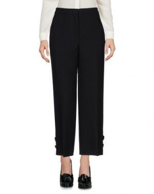 Повседневные брюки SALVATORE FERRAGAMO. Цвет: черный