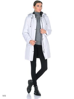 Пальто ONERVA Maritta. Цвет: светло-серый