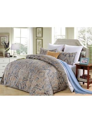 Комплект постельного белья, Орлеан, 2-х спальный KAZANOV.A.. Цвет: серый