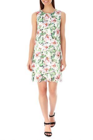 Платье Uttam Boutique. Цвет: мультицвет
