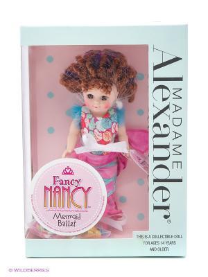 Кукла Фэнси Нэнси  русалочка Madame Alexander. Цвет: розовый