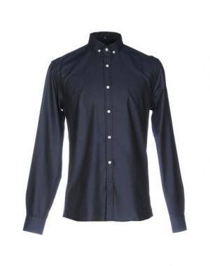 Pубашка SAVVY CITIZEN. Цвет: темно-синий