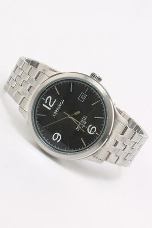 Наручные часы J.SPRINGS. Цвет: серебряный