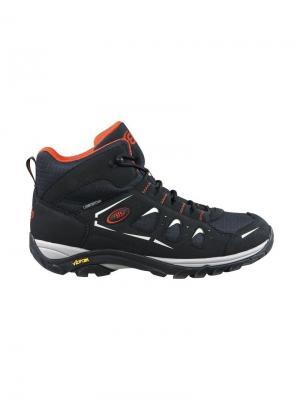 Ботинки Brutting. Цвет: черный, оранжевый