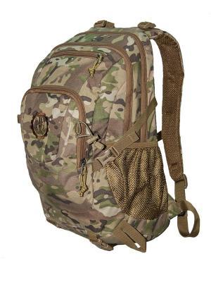 Рюкзак TF25 Day Pack TACTICAL FROG. Цвет: серо-зеленый, коричневый